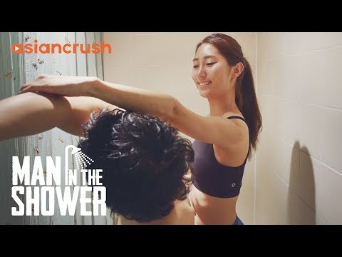 Yoga in the shower? Fantasizing about your yoga instructor | Man in the Shower - S01 E03