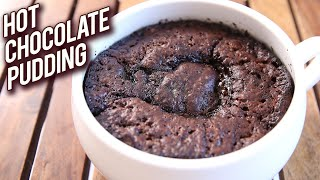 Hot Chocolate Pudding | Yummy Chocolate Fudge Recipe | Beat Batter Bake With Priyanka