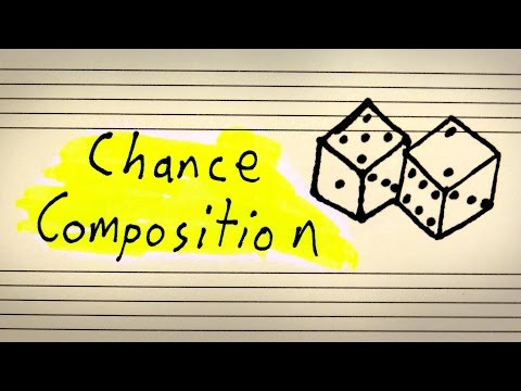 Making Music With Dice