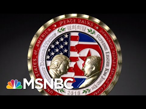 What About The North Korea Summit Commemorative Coins? | All In | MSNBC