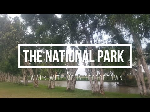 The National Park - Walk with me in Georgetown