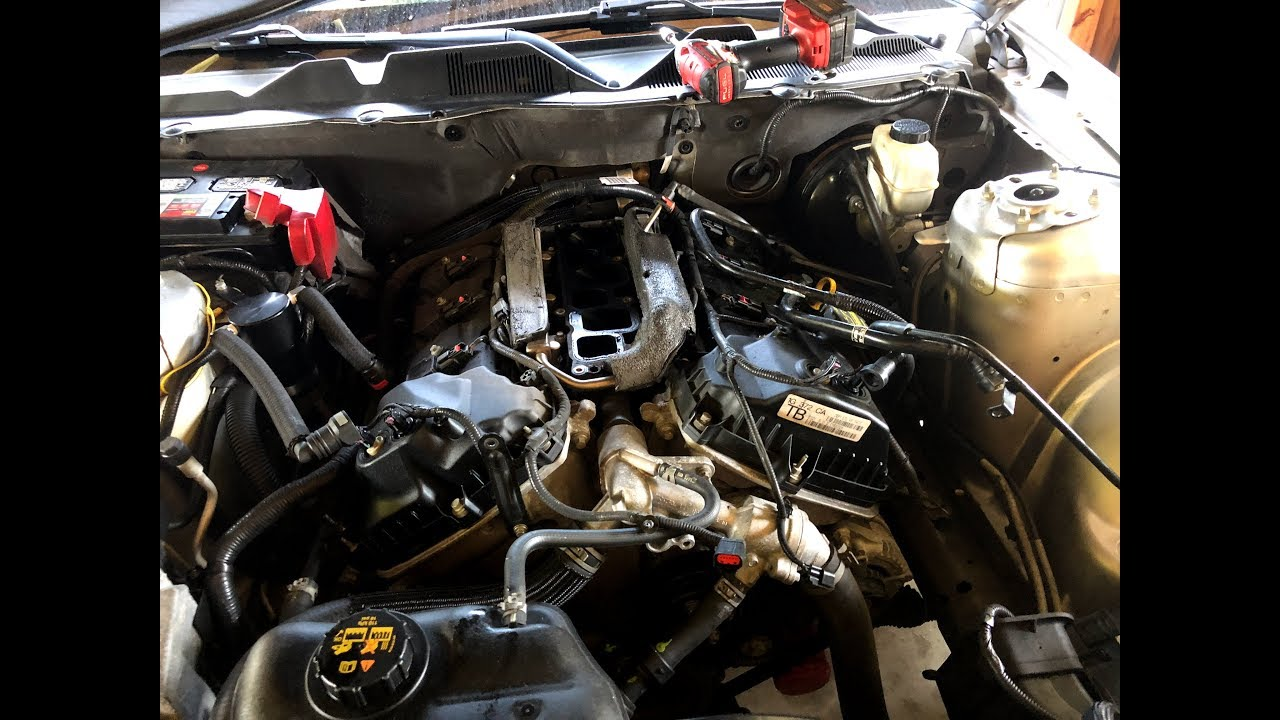 15-17 S550 Ported Intake Install on 11-14 S197 3 7 L V6 Ford Mustang