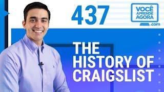 AULA DE INGLÊS 437 The history of Craigslist