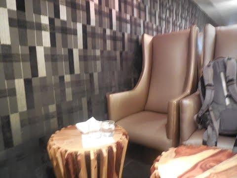 O. R.  Tambo Johannesburg Airport Shongololo Lounge