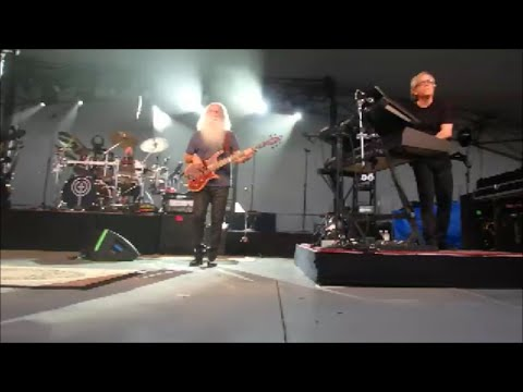 """Toto """"Child's Anthem"""" LIVE HD Sound, Fishers IN"""