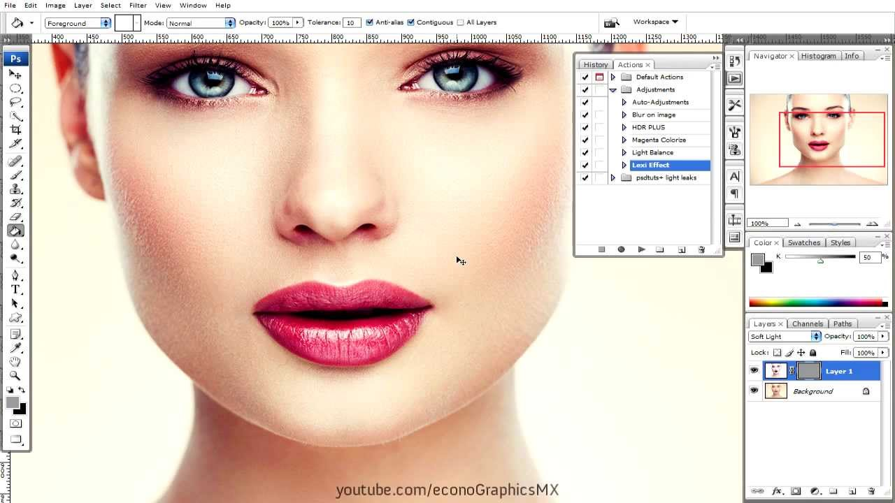 Adobe Photoshop Actions for Photographers on Sale!!!