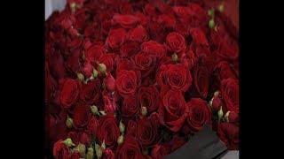 Почему девушки любят цветы?