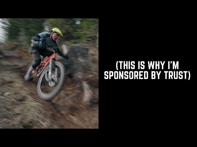 The Trust fork ride report!