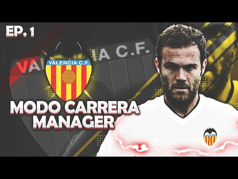 ¡REVOLUCION EN FICHAJES! | FIFA 17 Modo Carrera ''Manager'' Valencia C.F - EP 1