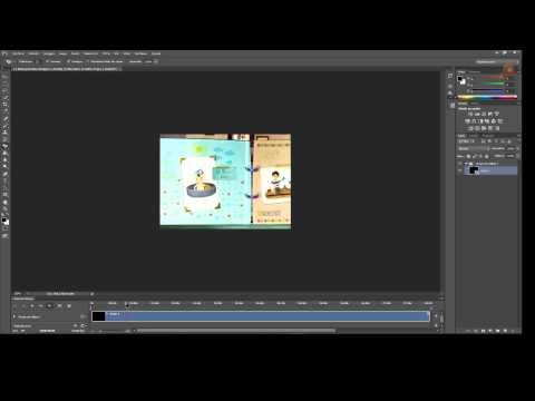 Convertir cualquier video en un gif animado con Photoshop