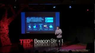 Why you want to become a biohacker: Rodrigo Martinez at TEDxBeaconStreet