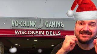 $1,000.00 To Play NEW Slot Machines At Ho Chunk Gaming Wisconsin Dells W/ SDGuy1234