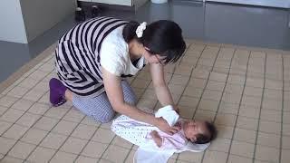 [公式動画] 新生児おくるみ