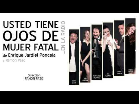 Teaser - Usted tiene ojos de mujer fatal...en la radio - Teatro