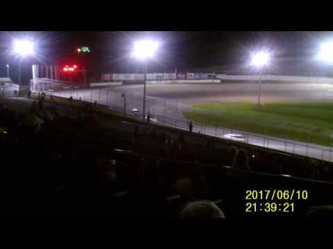 I 44 Speedway Chargers feature  6 10 17