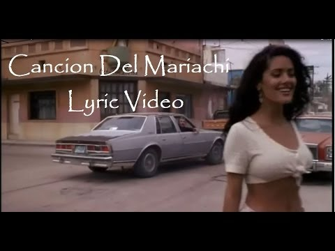 Cancion Del Mariachi - Lyric Video (with Spanish to English translation in description) Los Lobos