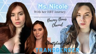 HRT BOY TO GIRL UPDATE TIMELINE/ MEET ONE OF THE MOST  BEAUTIFUL AND SEXY TRANSWOMAN /MS. NICOLE