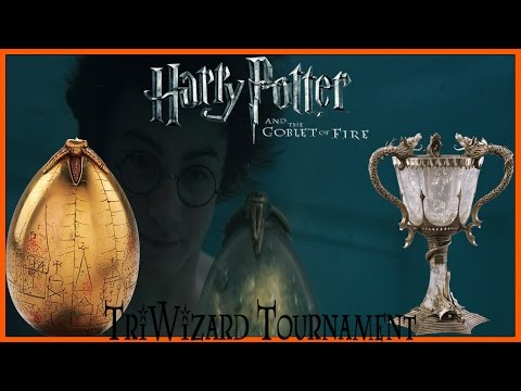 The Golden EGG's Clue! - Harry Potter and the Goblet of Fire [UnderWater Secrets]