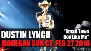 Dustin Lynch - Small Town Boy Like Me | Live at Mohegan Sun