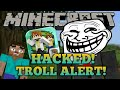 (Part 3)Minecraft Hack: Trolling a Blockman Multiplayer Server