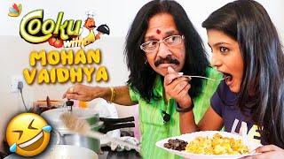 Mohan Vaidya Fun Cooking | Cooku With Comali, Bigg Boss 3 Tamil, Vijay Tv - 25-03-2020 Tamil Cinema News