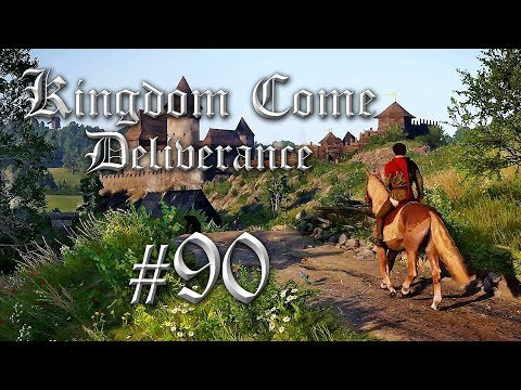 Kingdom Come #90 - Kingdom Come Deliverance Gameplay German