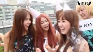 Video Angels' Cam #15  AOA 1st anniversary & Hye Jeong birthday download MP3, 3GP, MP4, WEBM, AVI, FLV Oktober 2018