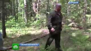 Найдено место гибели легендарного генерала Ефремова