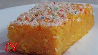 Тыквенный Манник в Лимонной Заливке. Вкусный и Очень Сочный!!! /Pumpkin Mannick