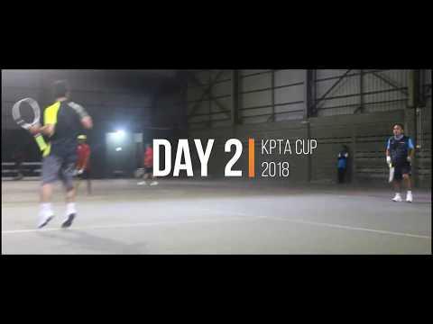 TURNAMEN TENIS KPTA CUP KE-5 TAHUN 2018 #DAY2