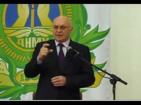 Отставной Бродяга: ВрИО ректора ДНМУ Герасименко о посещении ММФ в Кропивницком 28 02 2019