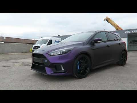Car wrapping ford focus rs wmv greece malvernweather Choice Image