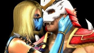Mortal Kombat Komplete Mods Funny Fatalities On Shao Khan