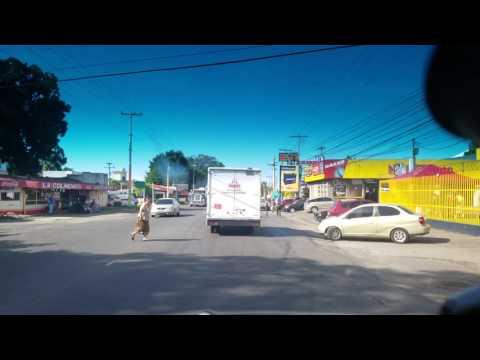 Escuintla, Guatemala. 4K Resolution