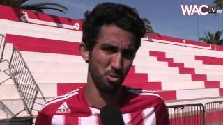 WAC.ma : Déclarations des joueurs avant le match de Berkane