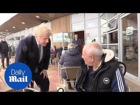 Download Boris Johnson refuses to answer questions on flat refurbishment