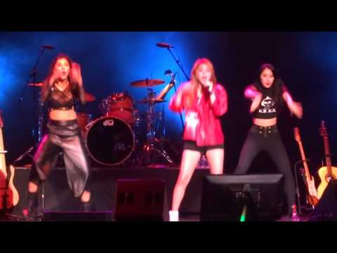 151114 Ailee in Palm Springs - Mind Your Own Business