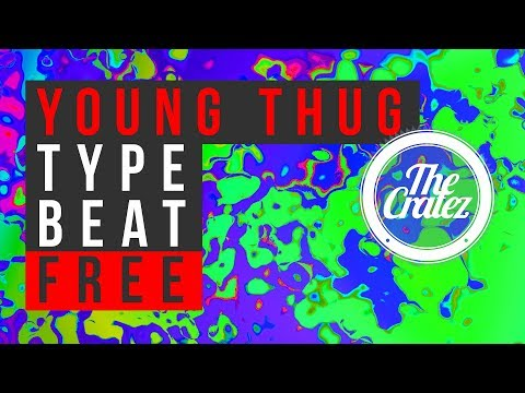 """Young Thug Type Beat Free   Lil Uzi Vert Instrumental 2018   """"Who Do""""   The Cratez"""