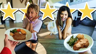 We Cooked Our Girlfriends 5-STAR Home Cooked Meals