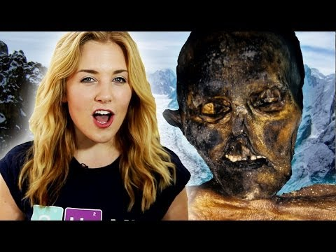 Weird Things Found in Glaciers - Zoo La La (Ep 58) - Earth Unplugged
