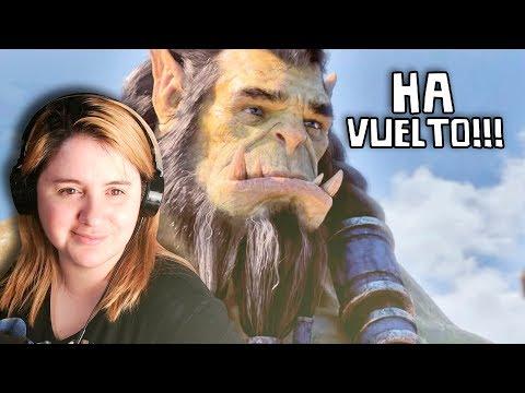 """VIDEO REACCIÓN """"REFUGIO""""   World of Warcraft  """
