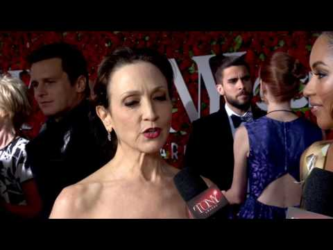 Red Carpet: Bebe Neuwirth (2016)