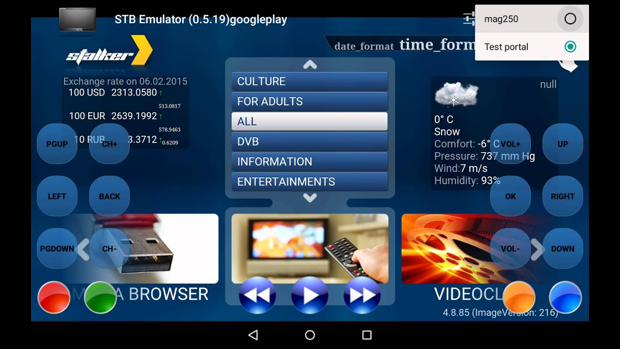 Setup IPTV Service on Nexus Player and watch… | Nexus Player