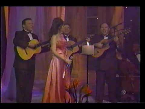 Los Tres Reyes y Lupita Pineda