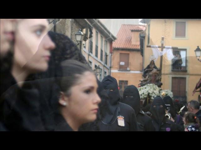 Solemne y oficial Procesión del Santo Entierro León 2019