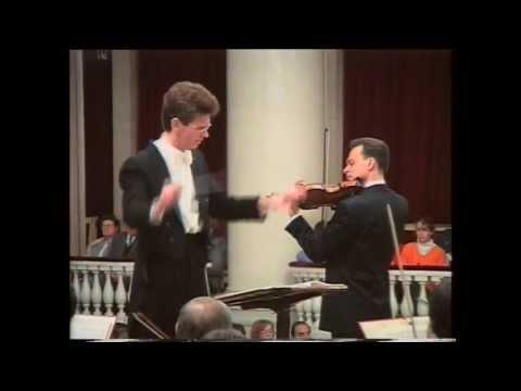 Leontiev-Szymanowski-Vasilenko: Concerto for Violin no 1(1997.12.14).wmv