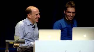 Google I/O 2013 - WebM الجديد VP9 فتح ترميز الفيديو