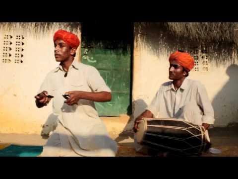 Castagnette ( Kartal) nomade du Rajasthan