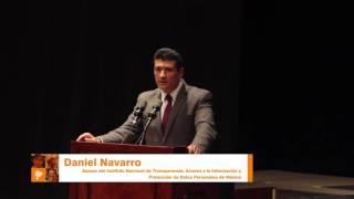 V Encuentro Transparencia 014 - Daniel Navarro