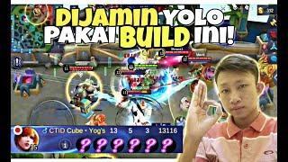 New Build Fanny Setelah Banyak Hack Map!, Scrip Skin Saat ini!   Update Build Fanny